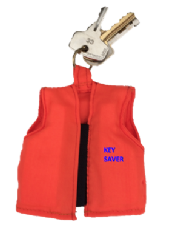 Key Saver Key Ring Floating